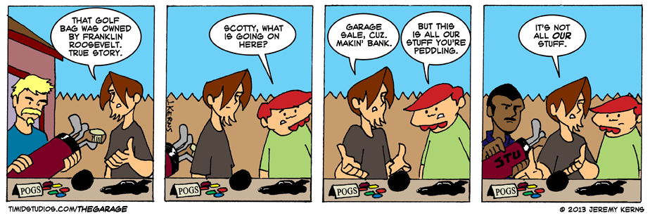 #67 – Selling Out
