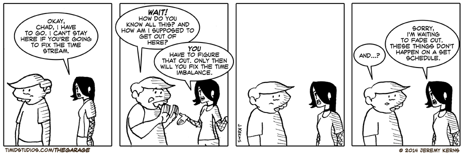 #113 – Time Force Part 4