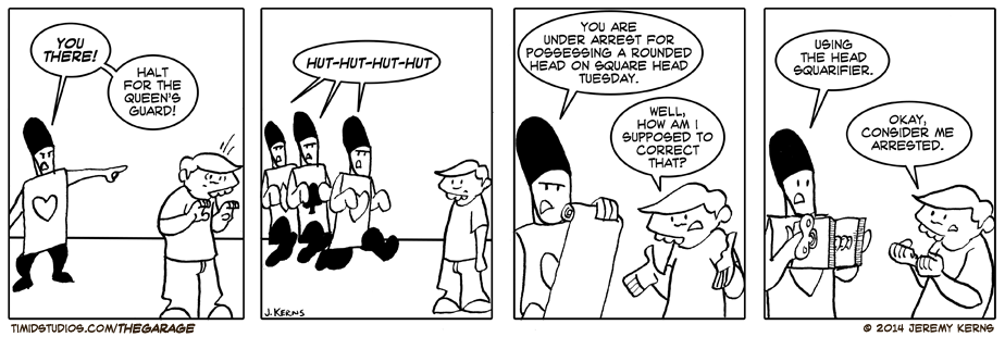 #117 – A Case of the Tuesdays