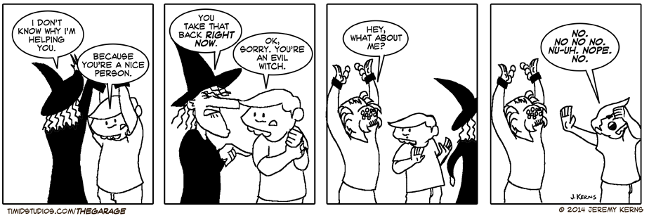 #128 – Free For All